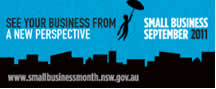 Small Business month NSW